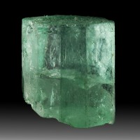10mm 4.6ct Gem Green EMERALD CRYSTAL Great Termination No Damage Muzo for sale