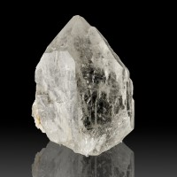 "3.4"" Terminated Gem Clear CATHEDRAL QUARTZ w/Elestial Sides Brazil for sale"