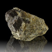 "3"" Sharp Red ALMANDINE GARNETS Two 1.2"" Crystals +Matrix Greens Farm CT for sale"