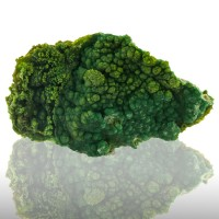 "1.3"" Flamboyant Green PYROMORPHITE Crystals Gute Hoffnung Germany for sale"