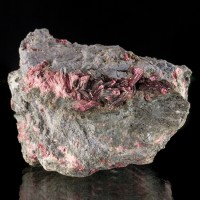"2.3"" ERYTHRITE Sharp Crystals in an Intense Dark Magenta/Purple Morocco for sale"