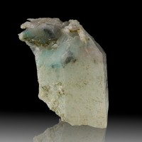 "4.5"" AJOITE IN QUARTZ SharpShiny Crystals w/Turquoise Phantoms S.Africa for sale"