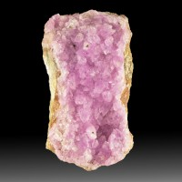 "2.8"" Colorful Bright Pink COBALTOAN CALCITE Crystals on Matrix Morocco for sale"
