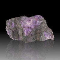 """4.2"""" 187g Super Saturated Vivid Purple SUGILITE Gem Rough South Africa for sale"""