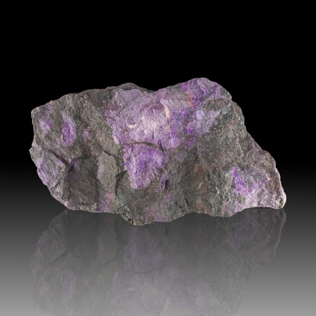 "4.2"" 187g Super Saturated Vivid Purple SUGILITE Gem Rough South Africa for sale"