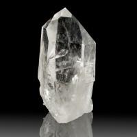 "3.9"" Gem Clear LEMURIAN SEED QUARTZ Crystal Pristine Rainbows! Arkansas for sale"
