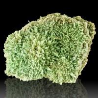 "6.8"" Colorful GREEN SELENITE Sword Blade Crystal Multi-Layers Australia for sale"