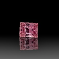 .66ct 5.3mm Emerald Cut PINK SAPPHIRE AAA Gemstone Not Treated Montana for sale
