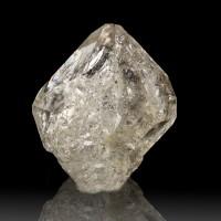 "2.7"" Gemmy HERKIMER DIAMOND Quartz Crystal Loaded w/Rainbows New York for sale"