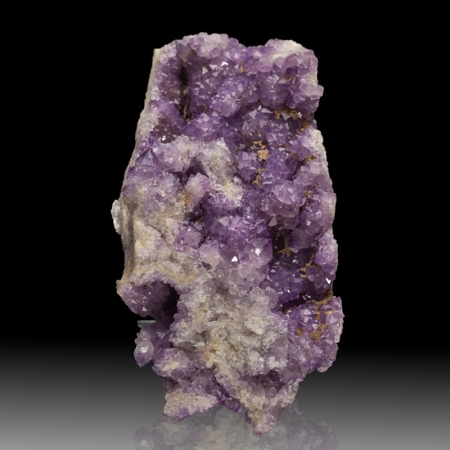 "3.9"" Bright Flashy Lavender Purple AMETHYST CRYSTALS Thunder Bay Canada for sale"