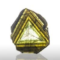 """6.2"""" 209g Polished Gem LIDDICOATITE TOURMALINE Crystal Slice Madagascar for sale"""