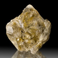 "4.8"" SKELETAL HERKIMER DIAMOND Sharp Glossy Gemmy Crystals New York for sale"