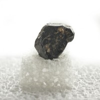 10.7mm TANTALITE Well Formed Lustrous DarkBrown Crystal Harding Mine NM for sale