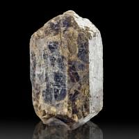 "1.9"" Dark Chocolate VESUVIANITE Lustrous Dbl Terminated Crystal Morocco for sale"