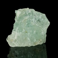 "1.8"" IcyGlacialBlue ETCHED AQUAMARINE Shiny 3D Shiny Gem Crystal Brazil for sale"