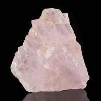 "1.4"" Sparkling Gemmy Terminated Rare Pink ROSE QUARTZ CRYSTALS Brazil for sale"