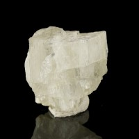 "1.3"" See-Thru Gemmy Clear PETALITE Crystal Section Lapa da Onca Brazil for sale"