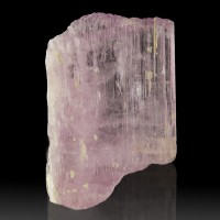 "2.5"" 445ct Double Terminated Lavender Pink KUNZITE Crystal Afghanistan for sale"