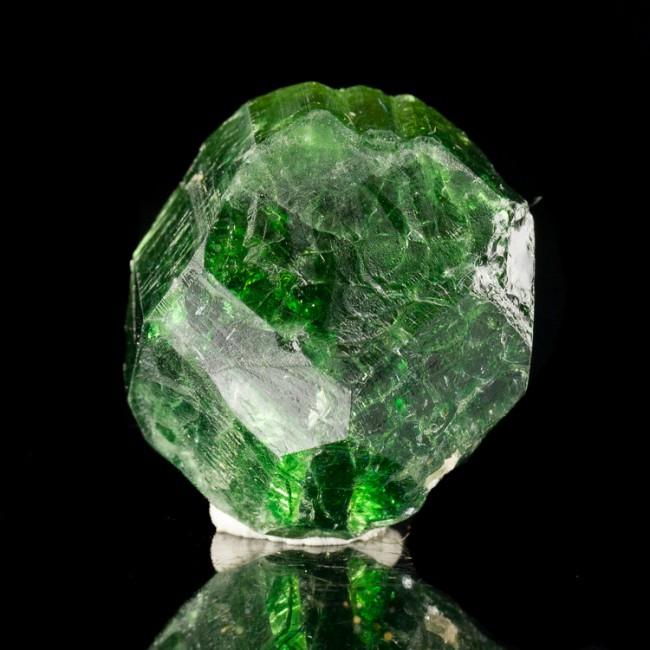 "1.2"" 120ct Rare Emerald Green CHROME TOURMALINE Gemmy Crystal Tanzania for sale"