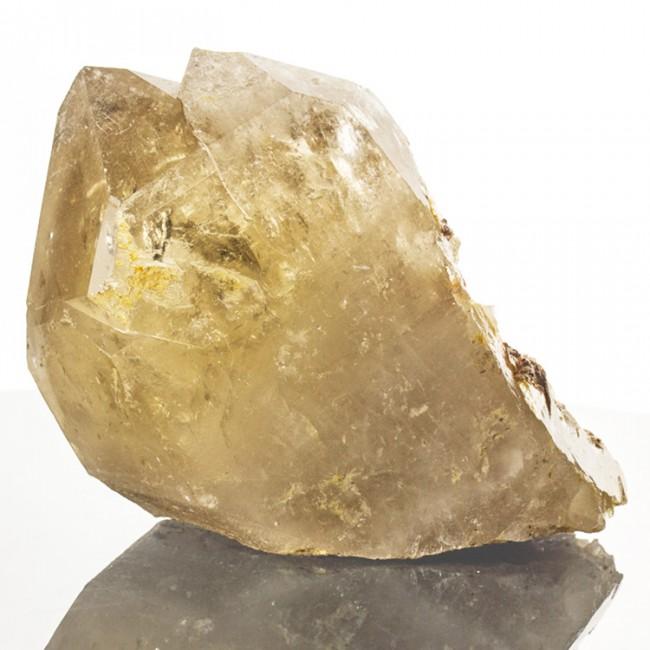 "6.2"" Exceptional Fine Smoky Citrine CATHEDRAL QUARTZ Gem Crystal Brazil for sale"