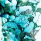 """5"""" Botryoidal Turquoise CHRYSOCOLLA w/Sparkly MALACHITE Crystals Congo for sale"""