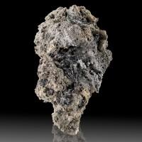 "2.6"" World Class TENORITE CRYSTALS on Basalt Tolbachik Volcano Russia for sale"
