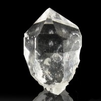 "1.5"" Near Perfect Water Clear Gem Quality HERKIMER DIAMOND CRYSTAL NY for sale"