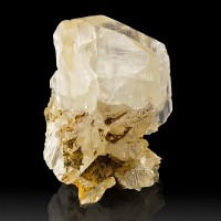 """1.9"""" Superb Sixling Twin Clear CERUSSITE Crystals Tsumeb Mine Namibia for sale"""