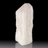 "5"" Terminated Pink DANBURITE Crystal with Wide Sharp Chisel Tip Mexico for sale"