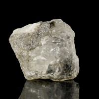 "1"" 47ct Part Gemmy PHENAKITE Crystal Historic TypeLocality Urals Russia for sale"