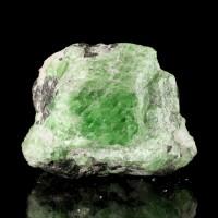 "1.6"" Colorful Grass Green TSAVORITE GARNET Sharp Gemmy Crystal Tanzania for sale"