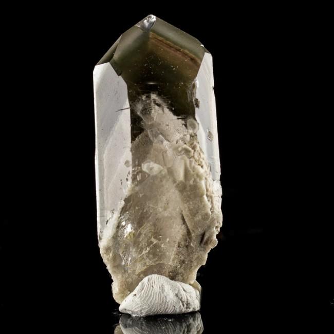 """2.2"""" PHANTOM QUARTZ Crystal w-Multiple Green & White Phantoms Brazil for sale"""