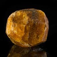 "1.2"" 199ct Marmalade Orange SPESSARTINE GARNET V.Sharp Crystal Tanzania for sale"