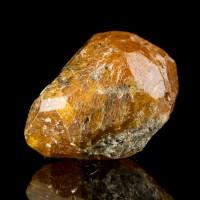 """1.3"""" 161ct Orange SPESSARTINE GARNET Sharp Crystal Very Gemmy Tanzania for sale"""
