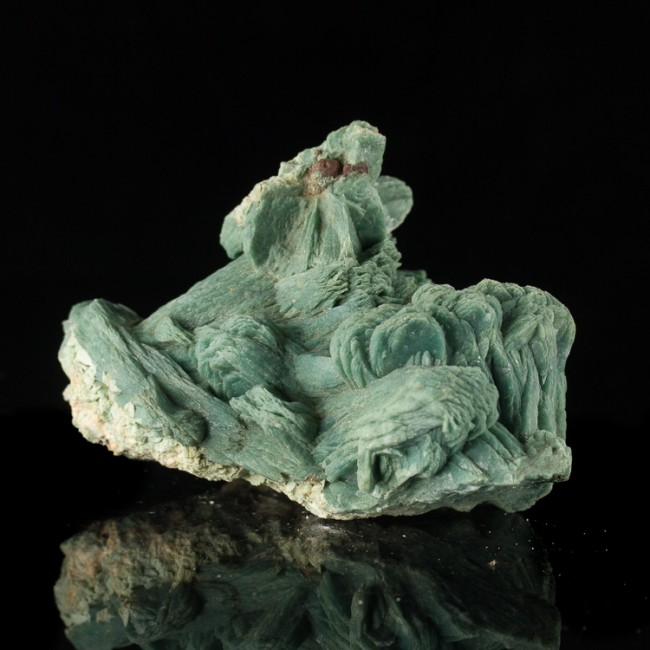 "3.4"" Teal Blue-Green HEULANDITE Sharply Formed Colorful Crystals India for sale"