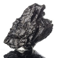 """2.7"""" 148g Nickel-Iron Shrapnel METEORITE Sikhote Alin 1947 Russia for sale"""