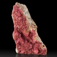 """6.7"""" Shockingly Day-Glo Barbie Pink COBALTOAN CALCITE Crystals Morocco for sale"""