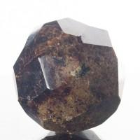 "2.7"" 1.3LB Polished ALMANDINE GARNET Shiny Dark RedBrown Crystal India-for sale"