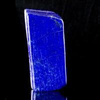 """6.4"""" 1060g PolishedDarkBlue Gem Grade LAPIS LAZULI Lazurite Afghanistan for sale"""