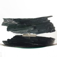 "9.9"" Gorgeous Dark Green SERPENTINE Wet-Look Smooth & Shiny Quebec for sale"