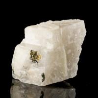 """2.3"""" Bright Shiny Mirror Silver CARROLITE Crystals to.5"""" onMatrix Congo for sale"""