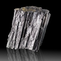 "3.8"" Bundle of Lustrous MidnightBlack SCHORL TOURMALINE Crystals Brazil for sale"
