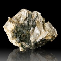 "3.7"" Radiating Dark Blue TOURMALINE Crystals Stickland Q Connecticut for sale"