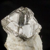 .57ct 5mm Clear Sharp Brilliant DIAMOND CRYSTAL Cube-Octahedral Russia for sale