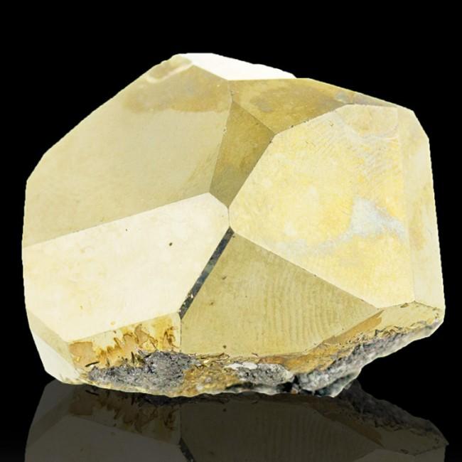 """1.7"""" Brilliant Shiny Complex PYRITE CRYSTAL Brassy Gold Color Tanzania for sale"""