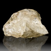 "2.3"" Wet-Look Hoppered Skeletal HERKIMER DIAMOND Crystal LittleFalls NY for sale"