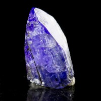 22mm 17.5ct TANZANITE Cornflower Blue Terminated Gem Crystal Tanzania for sale