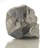 """1.5"""" Rare Metallic Silver SKUTTERUDITE Shiny Crystals CobaltOre Morocco for sale"""