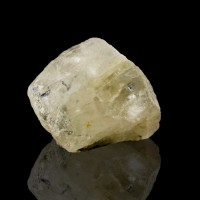12.9mm 5.8ct Clear and White PHENAKITE Crystal Partially Gemmy Brazil for sale
