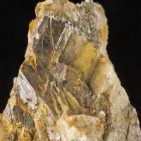 "2.7"" Metallic Reddish Brown RUTILE Sharp Crystals in Matrix Bethel VT for sale"